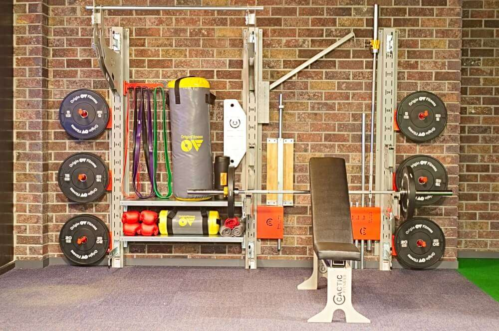 Cactic Fitness System 3 Column 35