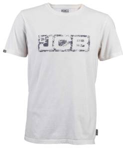 JCB Essential Twin Pack T-Shirts Grey & White - L