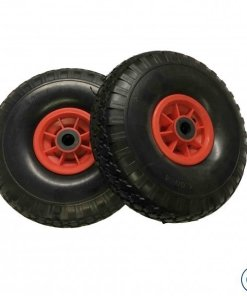 Baron Mixer Puncture Proof Spare Wheels (Pair)