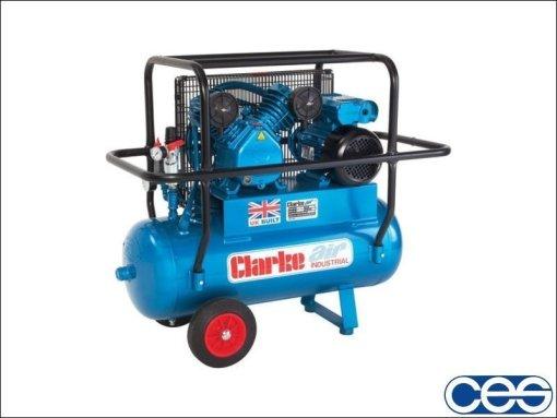 Clarke XEPV16H/50 Industrial Air Compressor (110V)