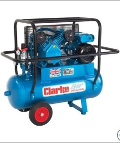 Clarke XEPV16H/50 Industrial Air Compressor (110V)