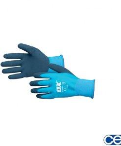 OX Waterproof Latex Gloves (Pair)