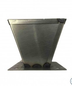 Forced Action Mixer Resin Funnel (Fits to Baron and Soroto Forced Action Mixers)
