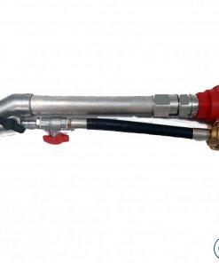 Render Spray Gun Aluminium Lance 1