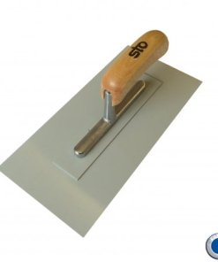 Sto Plastic Smoothing (Texturing) Trowel 1mm & 2mm