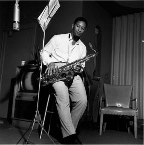 Sonny Rollins was a regular visitor