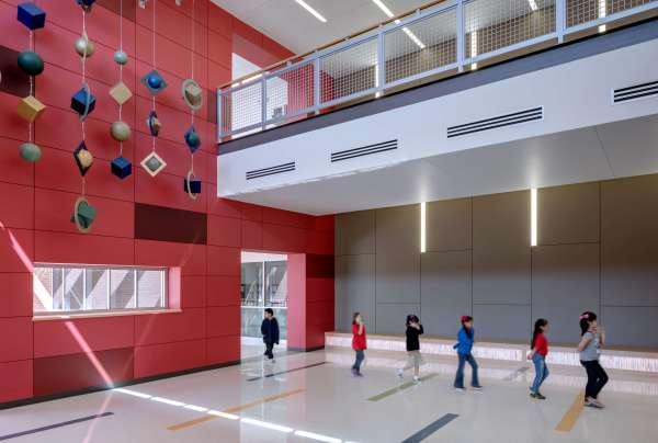 Daugherty Elementary School - Garland Isd Corgan