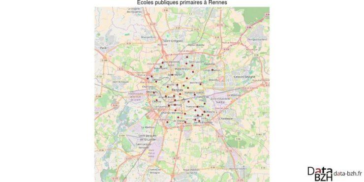 Écoles primaires de Rennes