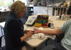 Occupational Hand Therapy