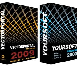 Free Software Box Vector