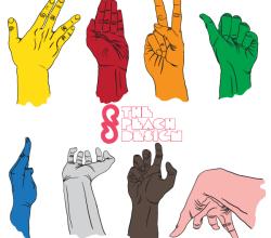Vector Hand drawn Hands Illustrator Pack