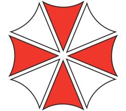 Vector Umbrella Logo Design
