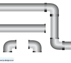 Vector Pipe Illustrator Pack