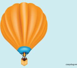 Hot Air Balloon Vectors Free