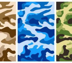 Army Camouflage Pattern