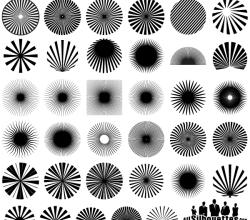 Sunlight Free Vector Graphics