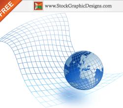 World Map Free Vector Illustration