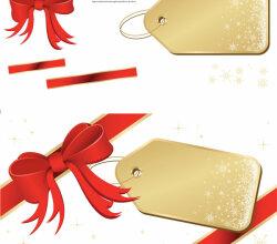 Holiday Greetings Ecard Vector