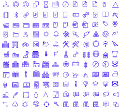 200 Free Vector Icons