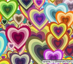 Vector Wallpaper  Heart