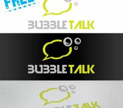 Vector Bubble Talk Logo