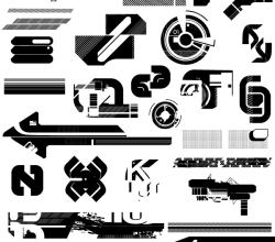 Hi-Tech Free Illustrator Vector Pack