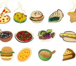 Cartoon Foods