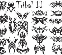 Tribal Vector Set
