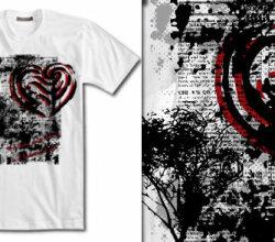 Free Vector Tshirtdesign