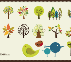 Tree Vector Collection