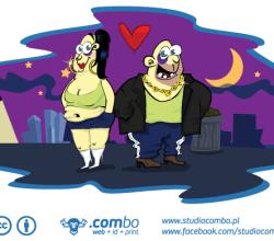 Yob Cartoon Character Vector