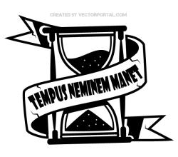 Tempus Nemini – Time Waits for No One Illustration