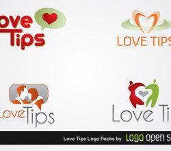 Love Tips Logo Pack