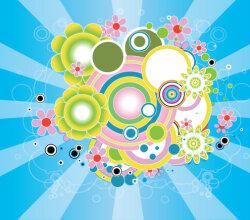 Colorful Design Vector Graphic
