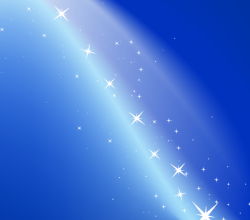 Vector Abstract Magic Blue Background Free