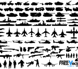 Military Free Vector Art