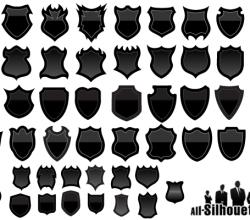 Coat of Arms Shield Free Vectors