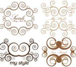 Swirls Design Art