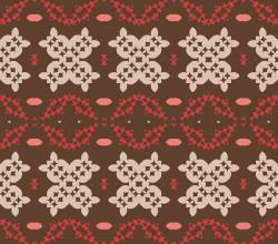 Vintage Pattern Design Free Vector