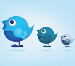 El Birdo – Twitter Bird Icons Vector