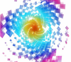 Abstract Free Vector Background Eps