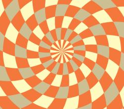 Optical Illusion Background Illustrator
