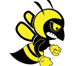 Fighting Bee Vector