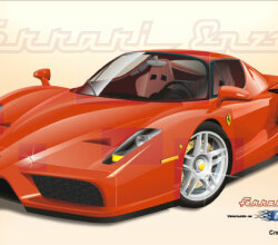 Ferrari Giographics