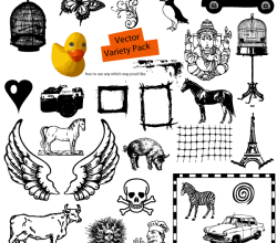 Variety Free Vector Pack