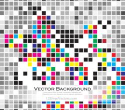Random Tile Background