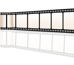 Film Reel Free Vector