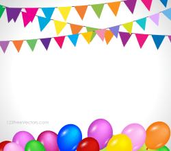 Happy Birthday Background Image