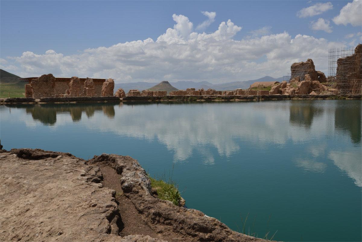 Takht-e-Soleyman, Iran, CC BY-NC-SA 4.0 Martin Albrecht