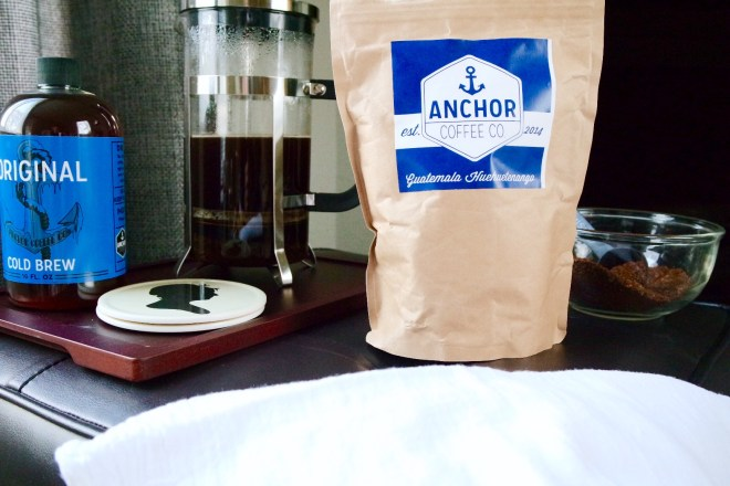 Fresh Brews from Anchor Coffee Co.